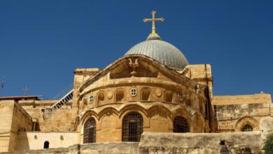 Photo of В Єрусалимі у зв'язку з коронавірусом зачинено храм Гробу Господнього, а Ізраїль готується до повної ізоляції
