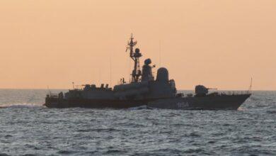 Photo of Ракетний катер РФ вторгся в морську зону України (фото, відео)