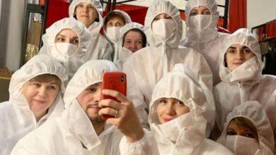 Photo of Ще один український модельєр приєднався до пошиття захисних костюмів для медпрацівників