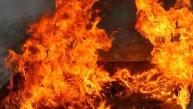 Photo of У Львові через підпал сухої трави поблизу аеропорту загорівся газопровід
