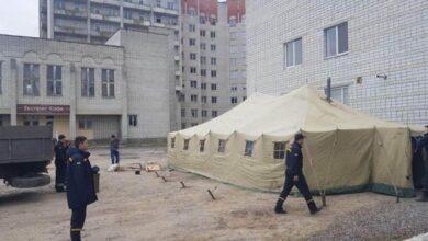 Photo of В Україні з'явилися пункти перевірки інфікованих коронавірусом