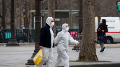 Photo of У Франції число смертей від коронавіруса перевищило 3 тисячі