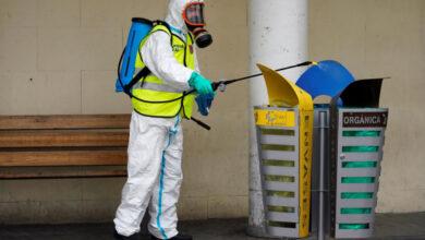 Photo of В Іспанії за добу зафіксована рекордна кількість смертей від коронавірусу