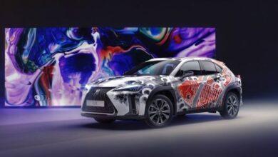 Photo of Для Lexus UX зробили татуювання, дорожче за автомобіль