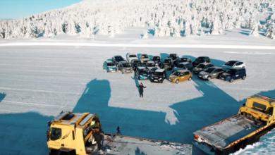 Photo of 20 популярних електрокарів перевірили на запас ходу в норвезьких морозах (відео)
