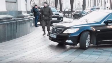 Photo of На чому їздять українські депутати: відео