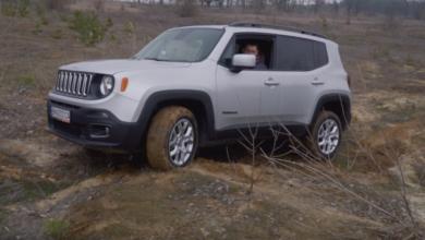 Photo of Чим здивував вживаний Jeep Renegade зі США