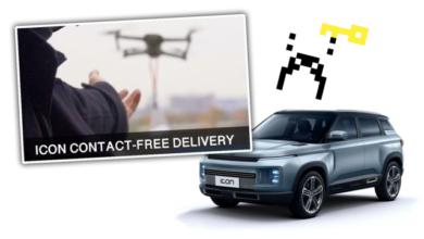 Photo of Geely запустила сервіс доставки ключів від машин дронами