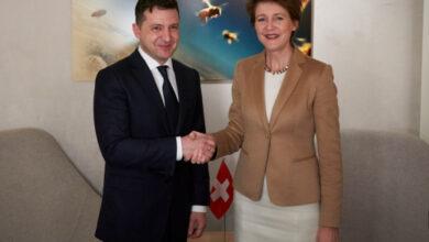 Photo of Зеленський обговорив з президентом Швейцарії Зоммаругою координацію зусиль у боротьбі з коронавірусом