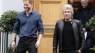 Photo of Принц Гаррі та Бон Джові випустили спільну пісню Unbroken
