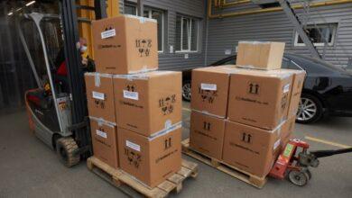 Photo of До України з Південної Кореї доправлено 100 тис. тестів на коронавірус