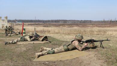 Photo of На Яворівському полігон стартував польовий вишкіл для курсантів-випускників Академії сухопутних військ