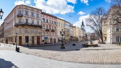Photo of Безлюдний Львів під час карантину (Фото)