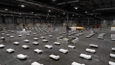 Photo of У Мадриді на території конференц-центру облаштували найбільший госпіталь в Європі