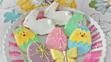 Photo of Смачне сметанне печиво на Великдень: легкий рецепт