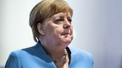 Photo of Канцлер Німеччини йде на карантин через контакт з зараженим