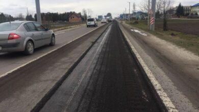 Photo of Дорожники розпочали ремонт дороги Львів-Краковець