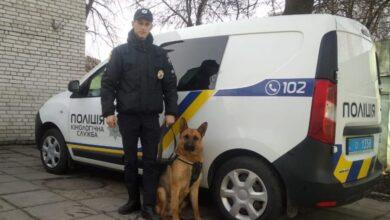 Photo of На Львівщині службовий пес розшукав 80-річну жінку