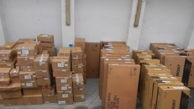 Photo of На кордоні з Польщею намагались незаконно ввезти товар на 350 000 євро