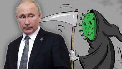 Photo of Коронавірус в Росії: Путін заборонив вітатися з ним за руку і засів у резиденції під Москвою