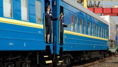 """Photo of """"Укрзалізниця"""" запустила безкоштовні поїзди для медиків"""