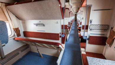 Photo of У Мінінфраструктури кажуть, що потяги зупинятимуться у «червоній зоні» для висадки пасажирів