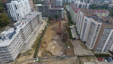 Photo of Під Голоском і будівельний хаос. Мерія заборонила зводити нове багатоквартирне житло у мікрорайоні