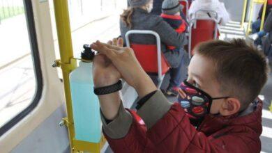 Photo of У львівських трамваях і тролейбусах встановили дезінфектори