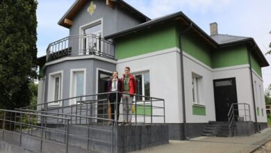 Photo of У Винниках завершують облаштовувати будинок «Пласту»