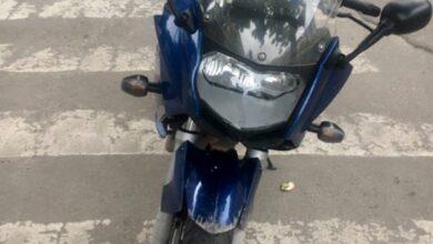 Photo of У Львові патрульні зупинили п'яного водія на краденому мотоциклі