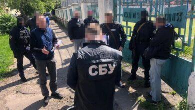 Photo of На Львівщині спіймали на хабарі керівника військової частини