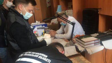 Photo of Завідувач відділення Львівської обласної лікарніпогорів на хабарі