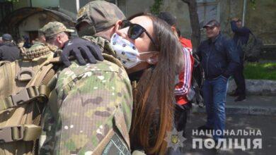 Photo of Правоохоронці Львівщини повернулись із зони проведення ООС