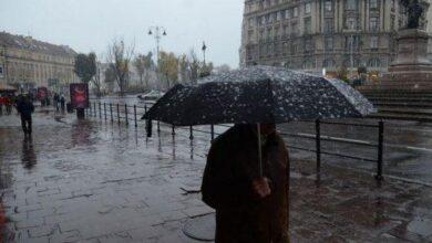 Photo of Тиждень у Львові почнеться з дощу та грози
