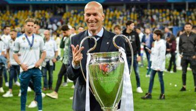 Photo of Зінедіна Зідана визнали найкращим тренером в історії Ліги чемпіонів