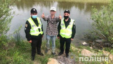 Photo of Правоохоронці врятували чоловіка, який цілу ніч провів у хащах, намагаючись вбрід перейти річку Стрий