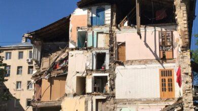 Photo of В Одесі обвалилася частина житлового будинку