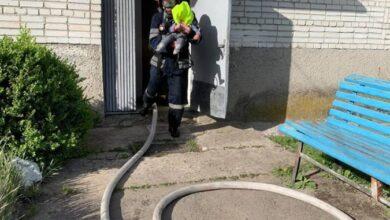 Photo of Пожежа в житловому будинку у Радехові: надзвичайними врятували чотирьох людей