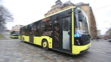 Photo of У Львові збільшують кількість комунального громадського транспорту