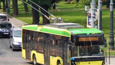 Photo of Тролейбус №29 тимчасово курсує за зміненим маршрутом