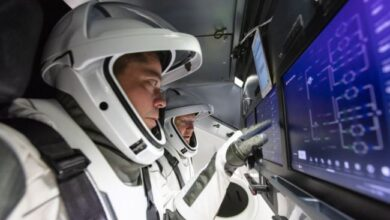 Photo of Запуск корабля SpaceX на Міжнародну космічну станцію