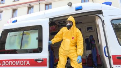 Photo of У Сокалі від коронавірусу помер фельдшер швидкої допомоги