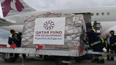 Photo of Катар передав майже дев'ять тонн засобів захисту для українських медиків