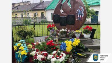Photo of На Львівщині вшанували рятувальників, які загинули в Грибовичах