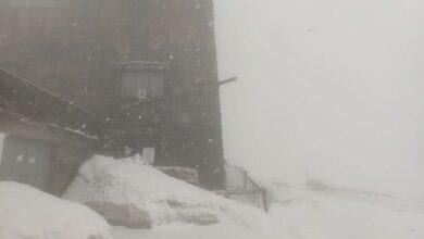 Photo of Карпати засипає снігом | Львівський портал