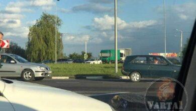 Photo of На об'їзній дорозі Львова вантажівка насмерть збила пішохода