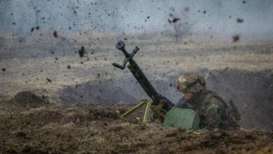 Photo of На Донбасі постраждало шестеро українських захисників