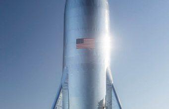 Photo of Корабель SpaceX Starship вибухнув під час випробувань