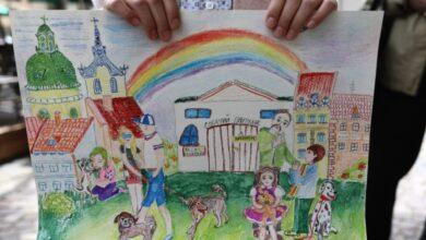 Photo of У Львові юні художники зібрали кошти для подарунків дітям із потребуючих родин