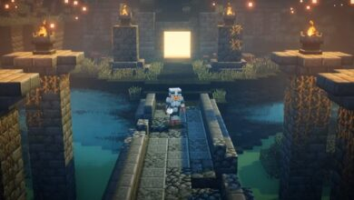 Photo of З'явився перший трейлер екшну Minecraft Dungeons
